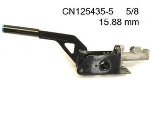 Hydraulic Hand Brake Lever Horizontal  with ( .625 ) Master Cylinder
