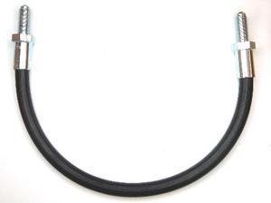 Mini S LS Moke Rear Flexible Rubber Brake Hose 198mm