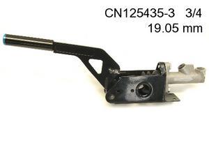 Hydraulic Hand Brake Lever Horizontal with ( .750 )  Master Cylinder