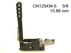 Hydraulic Hand Brake Lever Vertical with ( .625 ) Master Cylinder