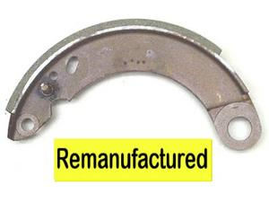 MG TC Front And Rear Brake Shoes 203.2mm Diam ( 8.00 )