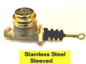 Ford Mustang SingleLine Brake Master Cylinder Assembly 25.4mm ( 1.00 ) Diam