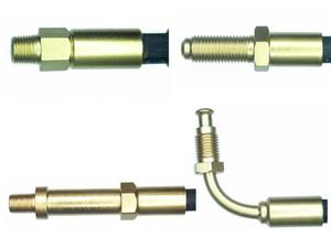 MALE  HOSE FITTINGS