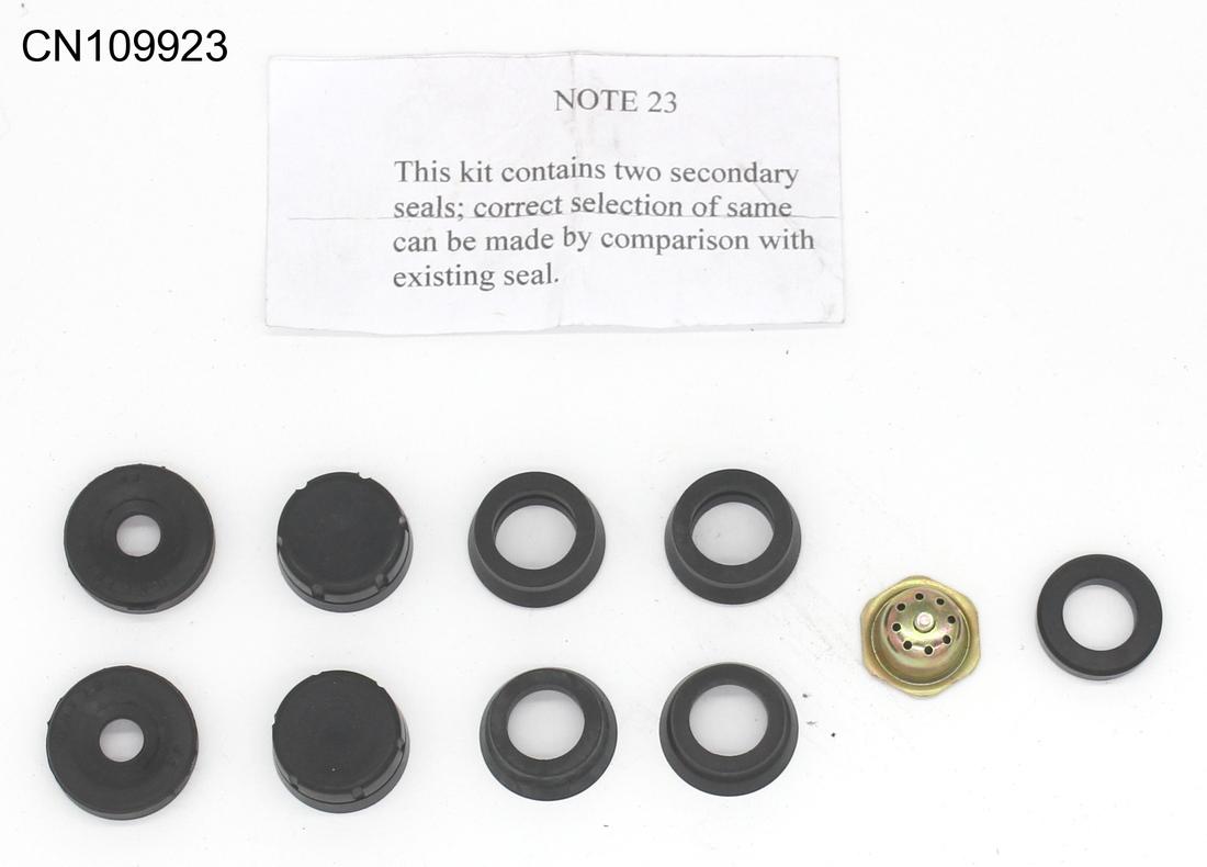 Sprite Brake and Clutch Dual Master Cylinder Kit 22.23 ( .875 )