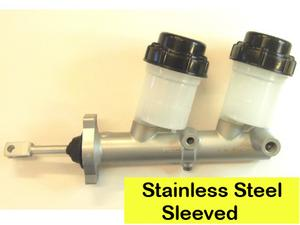 Austin Kimberly Tasman Tandem Brake Master Cylinder Assembly 20.32mm Diam ( .800 )