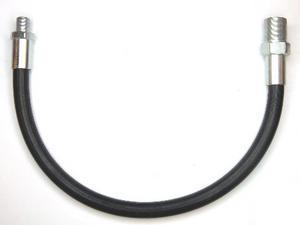Mini S LS Moke Front Drum Flexible Rubber Brake Hose 310mm