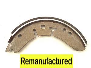 Austin A40 Morris Drum Brake Shoe Set 203.2mm Diam (8.00 )
