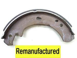 Landrover Defender Park or Hand Brake Shoe Set 254mm ( 10.00 )