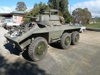Greyhound M8 Armoured Vehicle